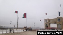 پاکستان حکومت د مارچ په دوهمه د چمن - سپین بولدک بندر د هر ډول راکړې ورکړې لپاره تړلی وو.