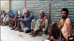 کراچی، رمضان میں گداگروں کا مسکن
