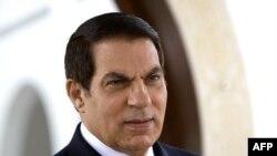 Avropa İttifaqı keçmiş Tunis liderinin hesablarını dondurur