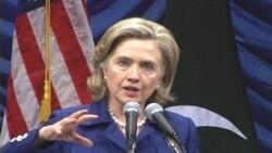هیلاری کلینتون: ایران باید آزادی های اصولی شهروندان خود را محترم شمارد