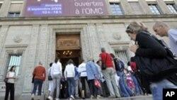 Штаб-квартира ВТО в Женеве, Швейцария (архивное фото)