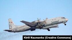 Російський військовий літак ІЛ-20