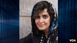 آنیشا اسداللهی، فعال مدنی زندانی