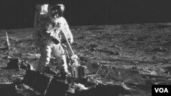 Neil Armstrong fue el líder en la misión que llevó al Apolo 11 hasta Luna un 20 de julio de 1969.
