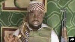 Thủ lãnh giáo phái Hồi giáo bạo động Boko Haram ở Nigeria Abubakar Shekau