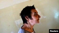 Seorang pasien di sebuah institusi kesehatan mental di Balkan (Foto: dok).