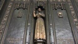 Amerika katoliklari orasida - Navbahor Imamova