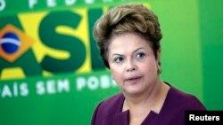 ဘရာဇီးလ္သမၼတ Dilma Rouseff