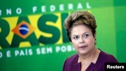 Predsednica Brazila Dilma Rusef