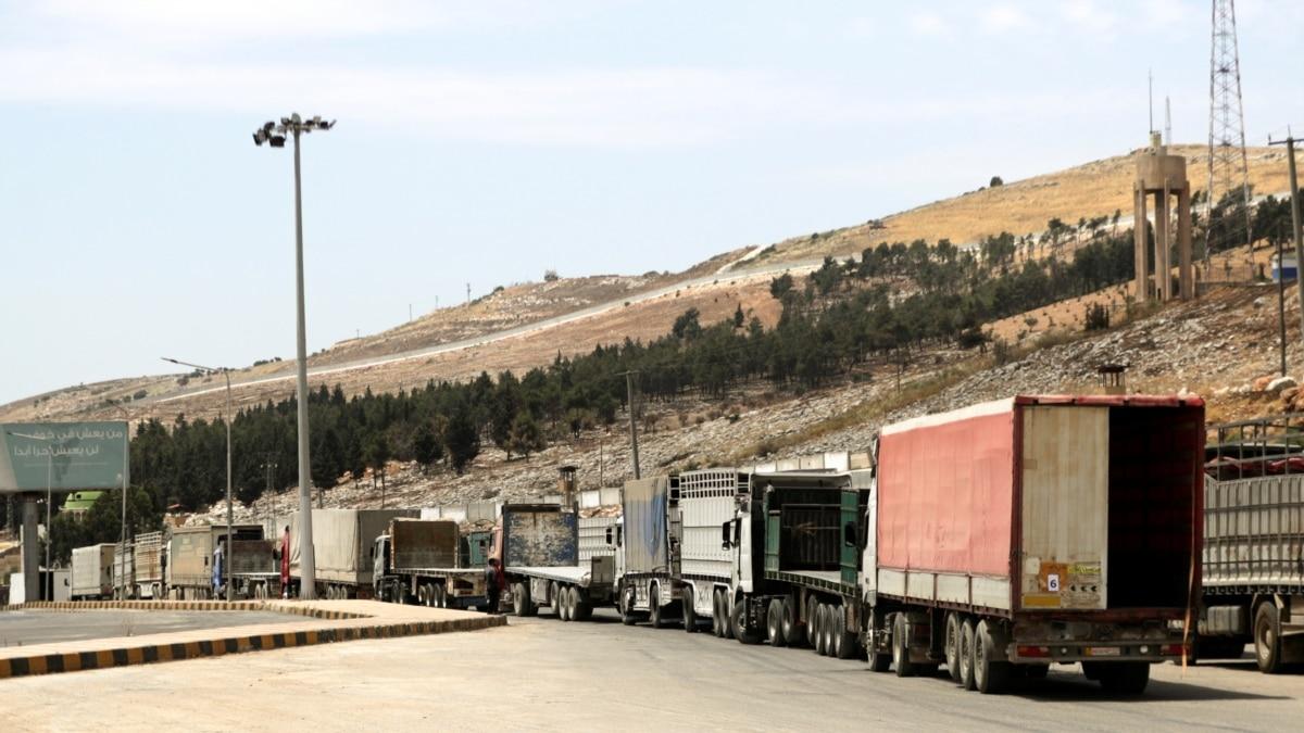 Dunia Tekan Rusia agar Tetap Buka Akses Lintas Perbatasan ke Suriah