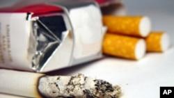 ہر پانچواں بالغ امریکی سگریٹ نوشی کا عادی