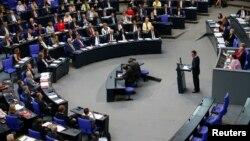 رئیس پارلمان آلمان گفته است که ترکیۀ امروز مسوول آنچه نیست که صد سال پیش به وقوع پیوسته است