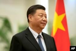 တ႐ုတ္သမၼတ Xi Jinping