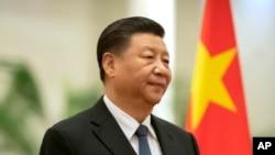 資料照:中共領導人習近平