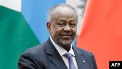 Le président djiboutien Ismail Omar Guelleh