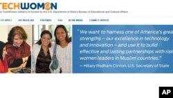 """国务院创立的""""技术妇女计划"""""""
