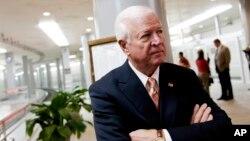 Thượng nghị sĩ Saxby Chambilss chống đối kế hoạch của Tổng Thống Obama đóng cửa nhà tù Guantanamo