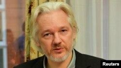 '위키리크스' 설립자 줄리언 어산지 씨.