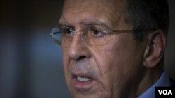 Selon le député russe Alexandre Iouchtchenko, Assad est prêt à organiser des élections anticipées en Syrie. (VOA)