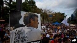 Political Crackdown In Venezuela Violates International Accords