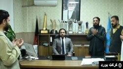 حامد شینواری د افغانستان د کرکټ بورډ نوی اجرايي رئیس