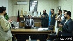 حامد شینواری څو میاشتې مخکې د افغانستان د کرکټ بورډ اجرايي مشر ټاکل شوی و