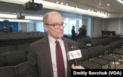 Деніел Фрід, колишній координатор санкційної політики Держдепартаменту США