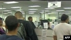 Уровень безработицы в США превысил 10%