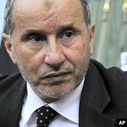 Mustafa Abdel Jalil, leader du CNT