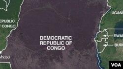 Ramani ya DRC