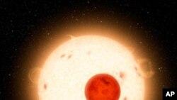Откриена планета со две сонца