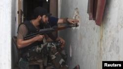 Borci Sirijske slobodne armije