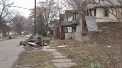 Detroit Residents Not Surprised by City's Bankruptcy