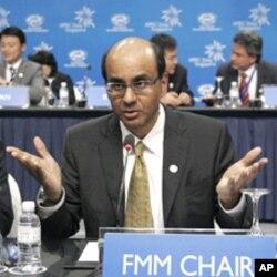 新加坡财政部长尚达曼