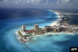Kankun, Karib dengizi bo'yidagi so'lim shaharlardan biri