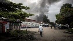 Le gouvernement congolais pense que l'incendie d'un entrepôt de la CENI, est d'origine criminelle