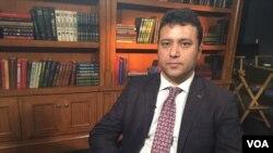 عنایت الله بابر فرهمند، رئیس دفتر معاونیت اول ریاست جمهوری افغانستان