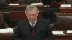 Crucial reunión en la Casa Blanca para solucionar riesgo de abismo fiscal