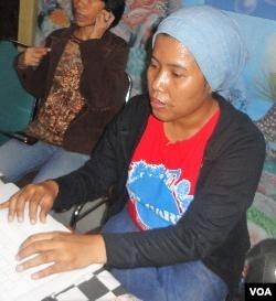 Siti Maemunah dari JATAM