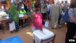 Regresso ao voto