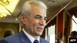 Министр иностранных дел Таджикистана Хамрохон Зарифи (архивное фото)