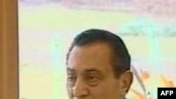 Ông Hosni Mubarak, tổng thống Ai Cập đã phải từ nhiệm trước các cuộc biểu tình rầm rộ của nhân dân