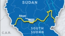 South Sudan accuses Khartoum of massing troops on the volatile border between the two countries.
