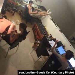 Американська мрія починалася з майстерні-офісу у вітальні