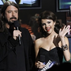 Dave Grohl and Selena Gomez announce Grammy nominees for Song of the Year