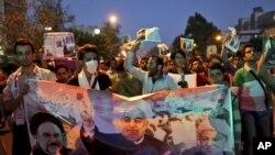 جنجال انتخابات ریاست جمهوری ایران