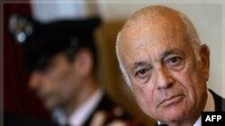 Chủ tịch Liên Đoàn Ả Rập Nabil Elaraby