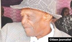 Chief Khayisa Ndiweni, the late father of Chief Nhlanhlayamangwe Ndiweni