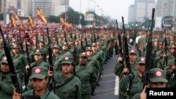 Las investigaciones de un presunto golpe de estado en contra de Nicolás Maduro se centra en 30 altos jefes militares.