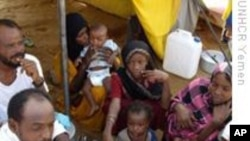 First Aid Convoy Reaches North Yemen From Saudi Arabia